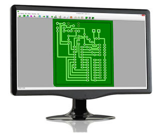 Intuitive PC Board CAM Software