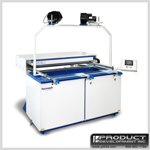 Formech 1372 Vacuum Forming Machine