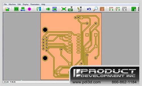 PDI PC Board Prototyping Kit