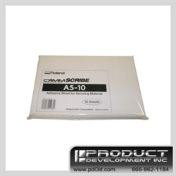 Roland Adhesive Sheet Hold-Down System AS-10