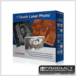 Universal Laser 1 Touch Laser Photo Software
