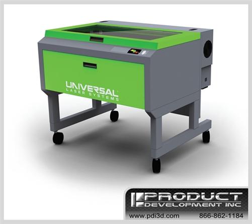 Universal Laser Vls6 60 Laser System